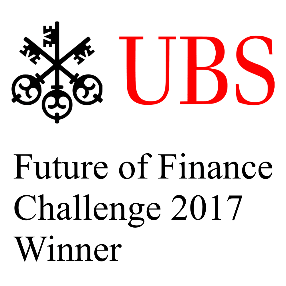 UBS Future of Finance Challenge 2017