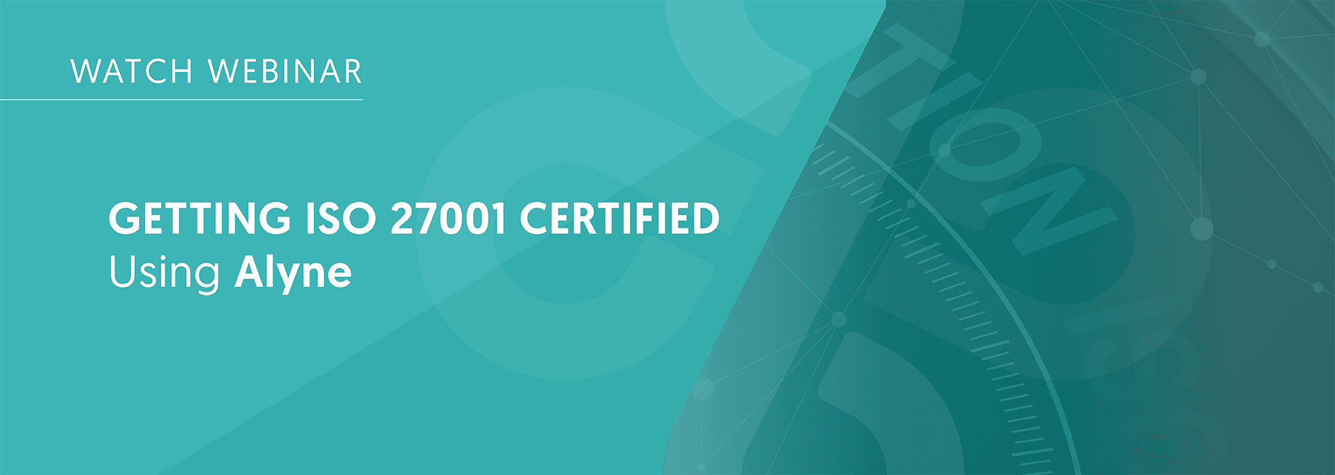 iso 27001 security controls framework
